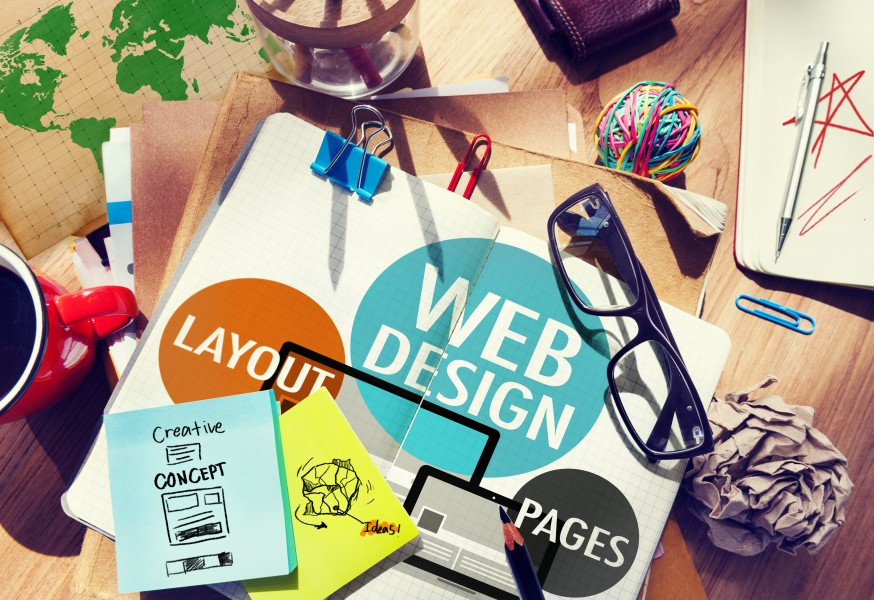 website development for business